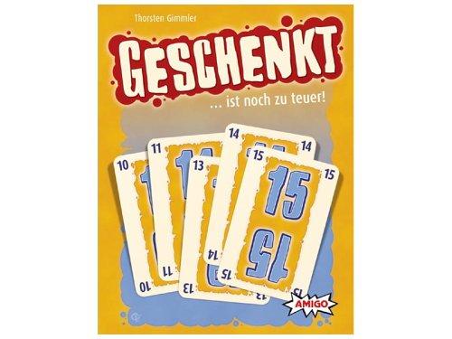 ゲシェンク (Geschenkt) カードゲーム