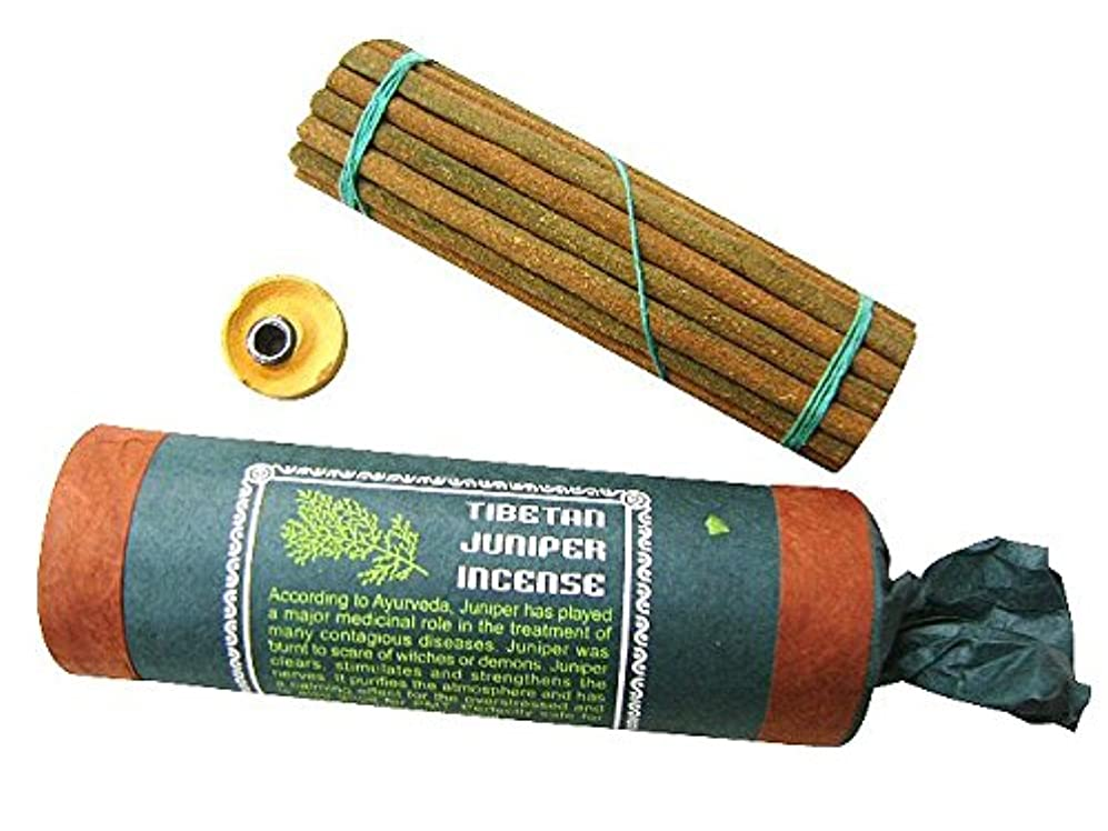 折る盲目留め金NEPAL INCENSE 【TIBETAN JUNIPER INCENSE ジュニパー】