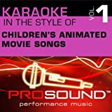 A Whole New World (Karaoke Instrumental Track)[In the style of Peabo Bryson and Regina Belle]