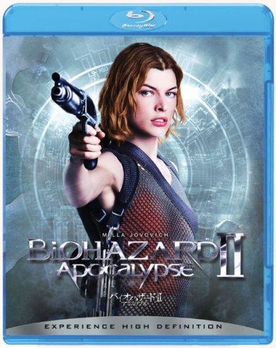 バイオハザードII アポカリプス [Blu-ray]の詳細を見る