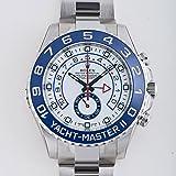 ロレックス ヨットマスター2 116680 ホワイト メンズ[並行輸入品]