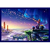 【KAGAYA】ポストカード 「Celestial Exploring」7枚セット art by KAGAYA