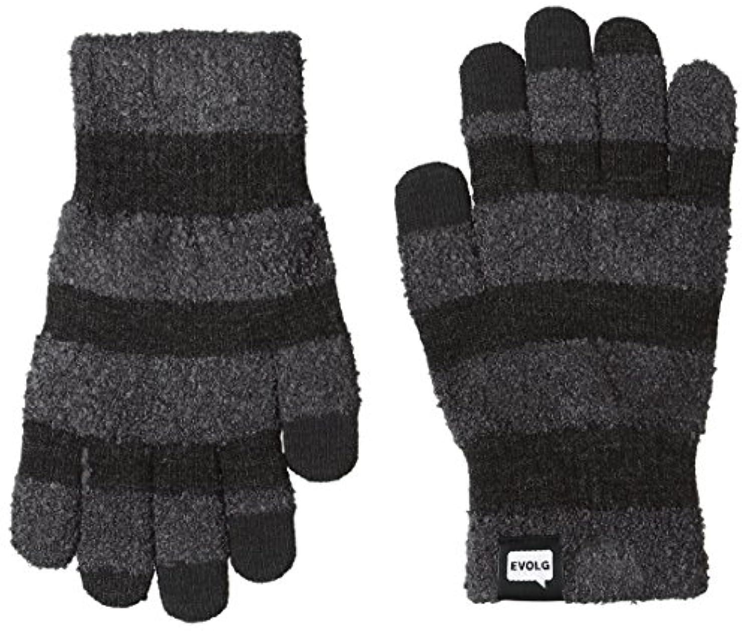 走る厳駐地(エヴォログ)Evolg MC. 液晶タッチ対応手袋 LET 2306 [メンズ]