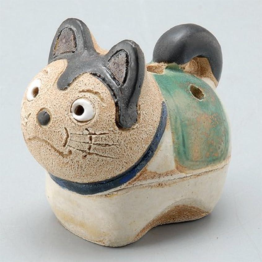 香炉 飾り香炉(戌張子) [H6.3cm] HANDMADE プレゼント ギフト 和食器 かわいい インテリア