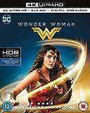 Wonder Woman [4K UHD+Blu-ray リージョンフリー 日本語あり] (Import版)