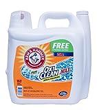 アーム&ハンマー 液体洗濯洗剤 プラスオキシクリーンマックス 無香料・無着色 7.39L