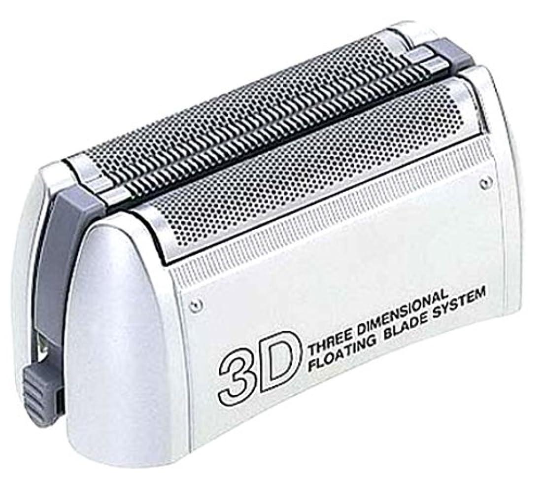 オーバードローかけるミリメーターパナソニック 替刃 リニアスムーサー3D メンズシェーバー用外刃 ES9081