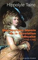 Une anglaise témoin de la révolution française (1792-1795)