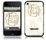 Msic Skins iPhone 3G/3GS用フィルム In Fear and Faith – Your World On Fire iPhone 3G/3GS MSRKIP3G0105