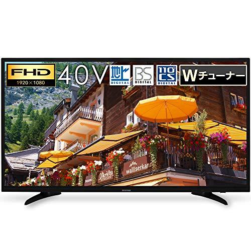 アイリスオーヤマ 40V型 液晶テレビ フルハイビジョン L...