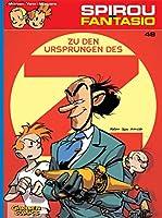 Spirou & Fantasio 48: Zu den Urspruengen des Z