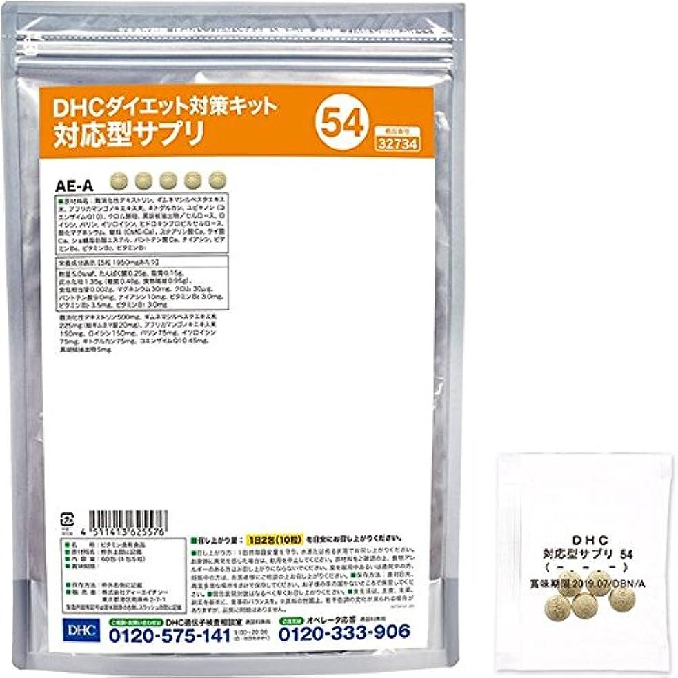 クローゼットヘア何かDHCダイエット対策キット対応型サプリ54