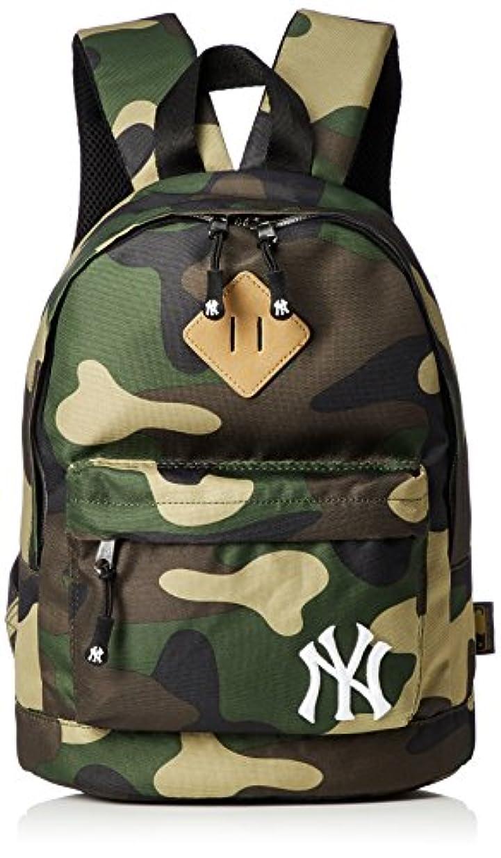 火山学押すブーム[メジャーリーグベースボール]リュック デイパック リュックサック バックパック かばん 鞄 ヤンキース ニューヨーク キッズ ガールズ ボーイズ おしゃれ かわいい 大容量 通学 YK-MBBKM03 キッズ