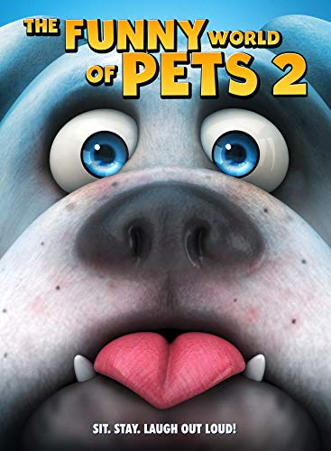 The Funny World of Pets 2 [DVD]