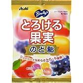 バヤリース とろける果実のど飴 120g (10入り)