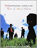 Weepers Circus Tout le Monde Chante (chant + piano + accords et tablatures guitare)