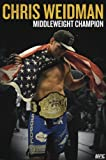 (24x36) UFC - Chris Weidman Sports Poster by Poster Revolution [並行輸入品]