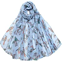 NaSoPerfect Lightweight Scarf Fashion Shawls Hair Scarves Neck Scarfs for Women
