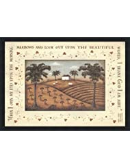 朝Meadows by Donna Atkins – 28 x 22インチ – アートプリントポスター LE_248090-F101-28x22