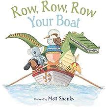 Row, Row, Row Your Boat Brd