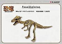 Pose skeleton dinosaur series 107 pachycephalosaur