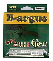 よつあみ(YGK) PEライン バルゴス エクセレント PE WX8 100yds 6号 90lb 8本 アイボリー