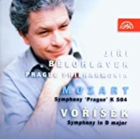 Mozart Sym.Prague / Vorisek Sym.in D Maj by Prague Philharmomia (2003-05-19)