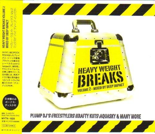 HEAVY WEIGHT BREAKS VOLUME2