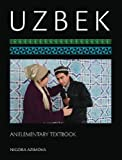 Uzbek: An Elementary Textbook