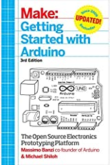 Getting Started with Arduino: The Open Source Electronics Prototyping Platform (Make) by Massimo Banzi Michael Shiloh(2014-12-28) -