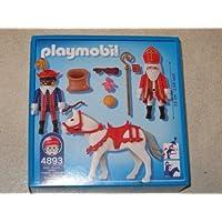 Playmobil 4893 Sinterklaas and Zwarte Piet by Playmobil [並行輸入品]