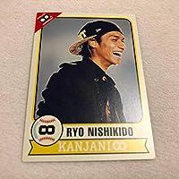 錦戸亮 関ジャニ トレカセブンイレブンカード トレーディングカード