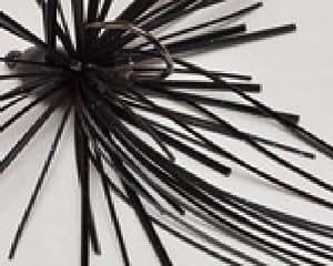 Jackson(ジャクソン) ラバージグ BFカバージグ 3.5g ブラックブルーフレーク