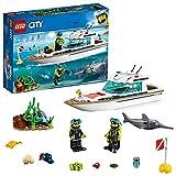 レゴ(LEGO) シティ ダイビングヨット 60221
