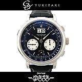 A.ランゲ&ゾーネ ダトグラフ アップダウン 405.035 ブラック メンズ 腕時計 [並行輸入品]