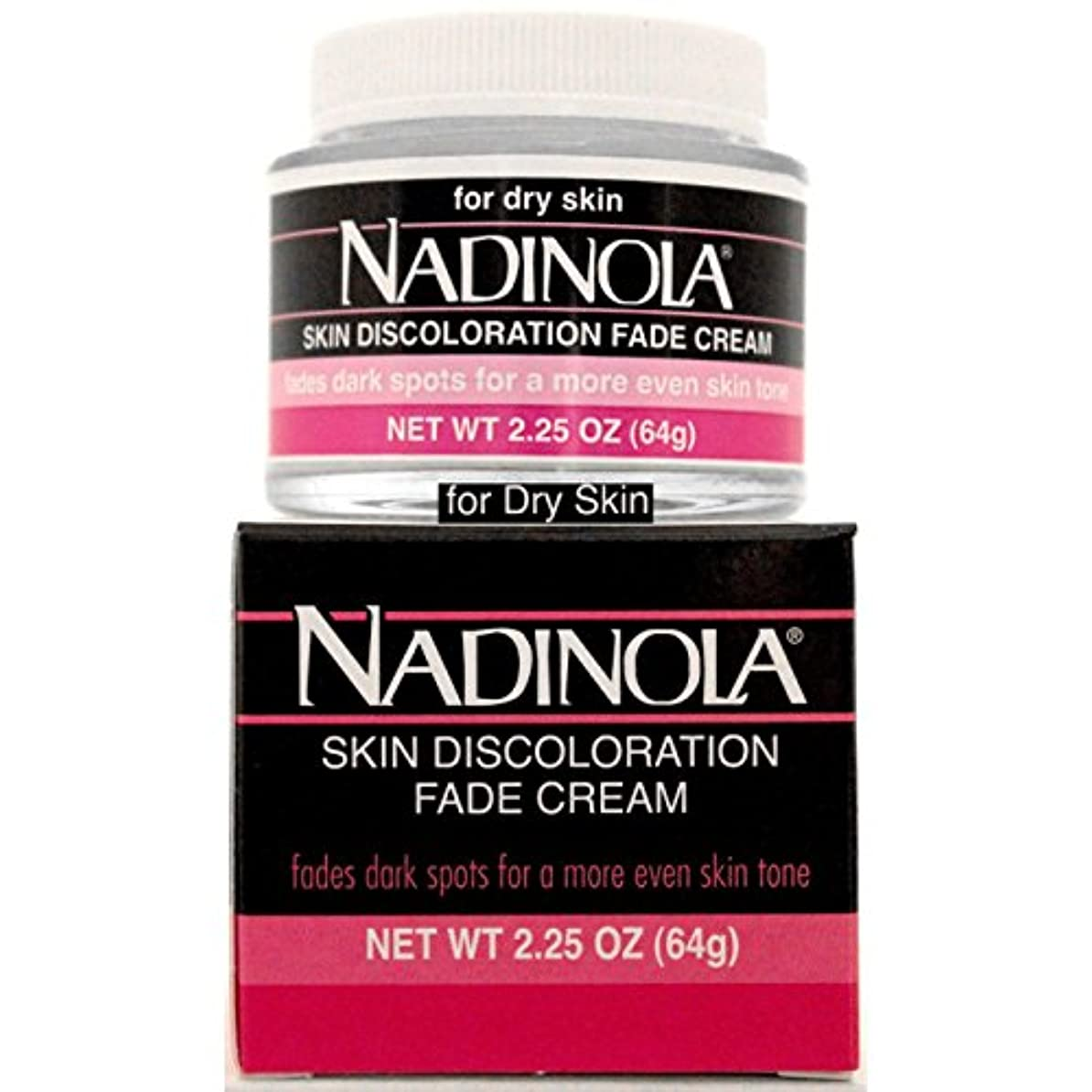 汚れるシンプトン系譜ナディノラホワイトクリーム(乾燥肌用)64g