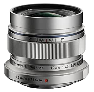 OLYMPUS 単焦点レンズ M.ZUIKO DIGITAL ED 12mm F2.0