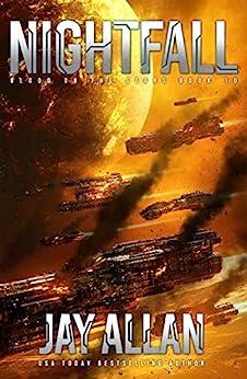 Nightfall (Blood on the Stars Book 10) by [Allan, Jay]