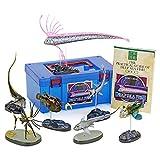 立体図鑑リアルフィギュアボックス ディープシーフィッシュボックス 7種7個 (深海魚)