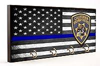シンブルーラインCalifornia Highway Patrolキーハンガー