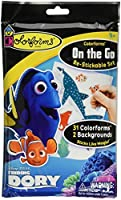 Colorforms Finding Dory On The Go Craft Blue One Size [並行輸入品]