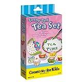 Faber-Castell CK1460 Creativity for Kids Teeny Tiny Tea Set
