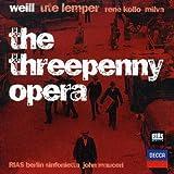Weill: Die Dreigroschenoper (The Threepenny Opera) / Mauceri