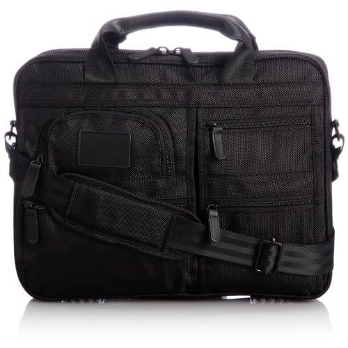 [シフレ] SIFFLER ビジネスバッグ K1801 ブラック (ブラック)
