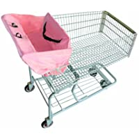 2 Red Hens Shopping Cart Cover, Pink Lemonade by 2 Red Hens [並行輸入品]
