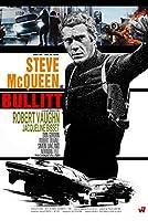 スティーブ・マックイーン Bullitt ムービーポスター 13×19インチ 33.02×48.26cm