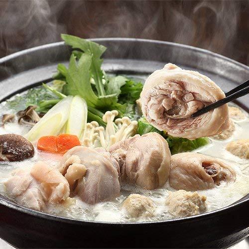 博多若杉 水炊きセット 水炊き 博多 鍋 スープ (2~3人前)