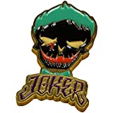 [クアンタムメカニックス]Quantum Mechanix Suicide Squad Joker Lapel Pin DCC-0306 [並行輸入品]