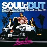 Dream Drive♪SOUL'd OUTのCDジャケット