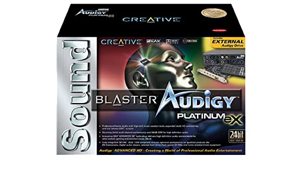 CREATIVE Hi-res Sound Blaster Audigy Rx PCI-e SB-AGY-RX Japan with Tracking
